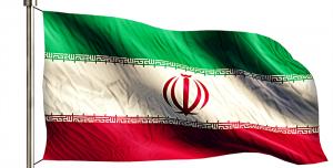 تصویر پرچم ایران 3d به صورت jpg