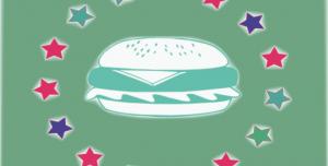 لوگو همبرگر